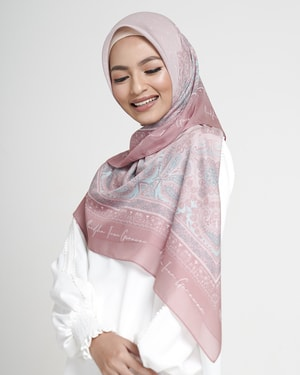 Royal Paisley Dusty Scarf