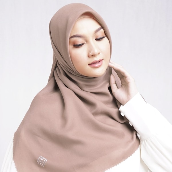 Delicate Scarf Beige