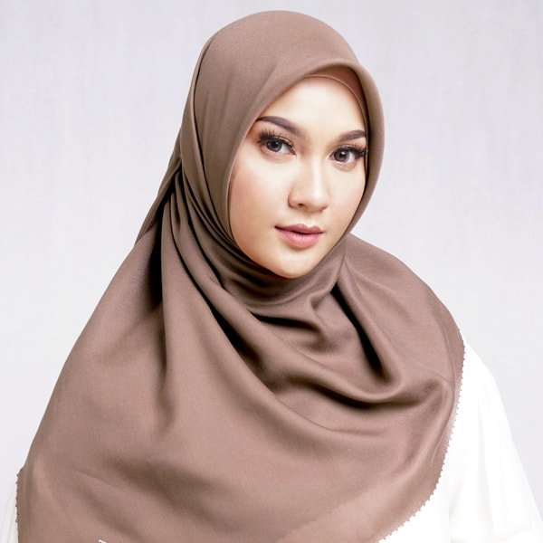 Delicate Scarf Taupe